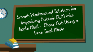 OLM to Apple Mail Converter for Instant Data Migration