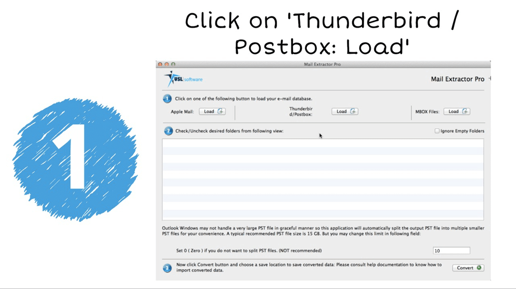 transfer thunderbird to outlook