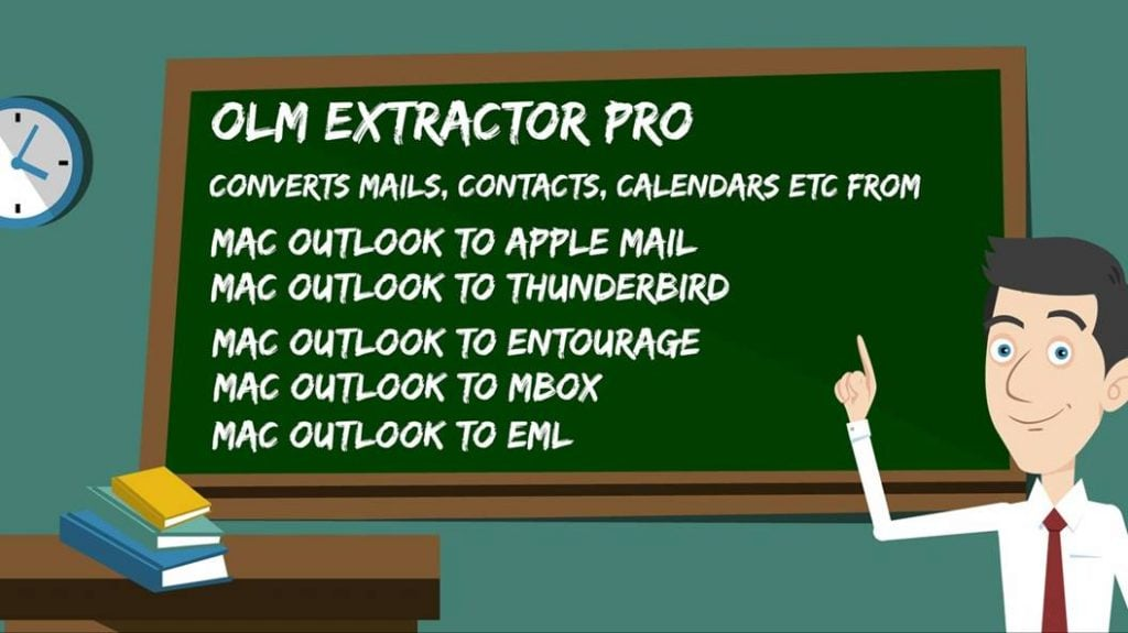 Outlook 2011  2016 to Mac Mail