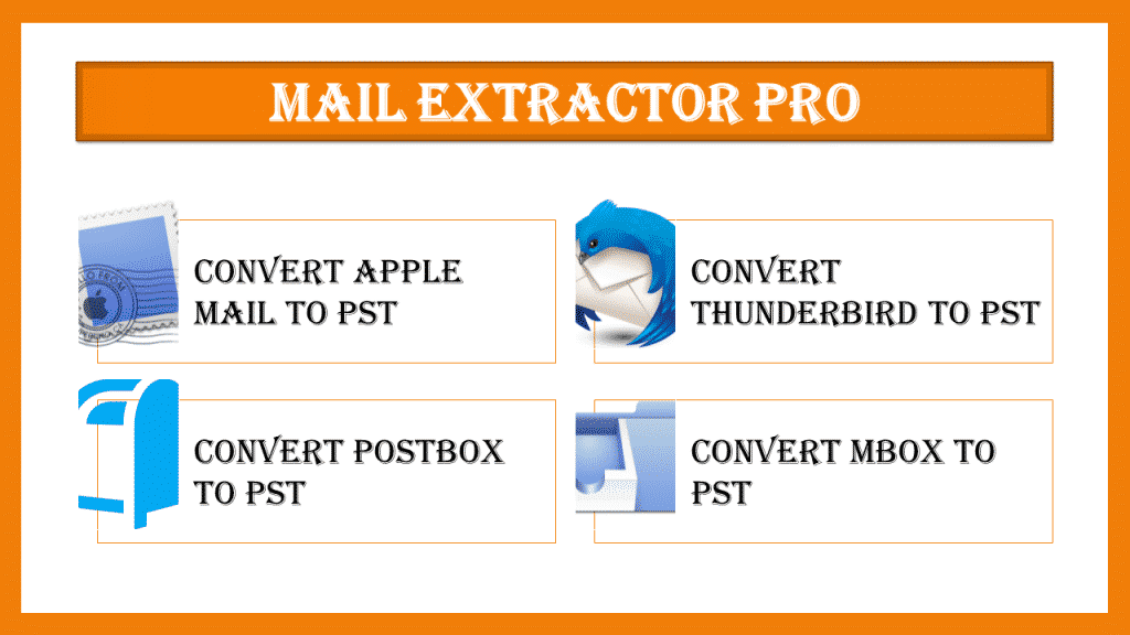 Apple Mail to PST Converter Software