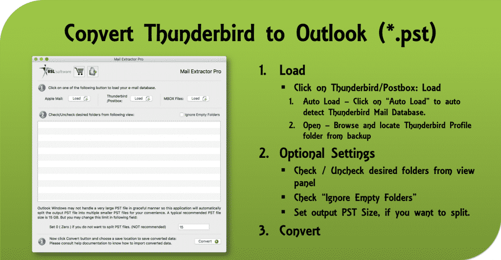 Thunderbird to Office 365