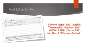 Quickest Way to Get Google MBOX File into Outlook without Any Hassle!